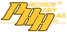 Precision Heavy Haul Logo